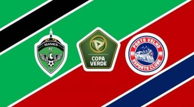 Porto Velho vai encarar o Manaus nesta quarta-feira, na Arena da Amazônia