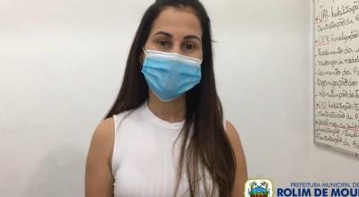 SEMUSA convida população para vacinação contra Covid-19 em todas as UBSs de Rolim de Moura e Nova Estrela