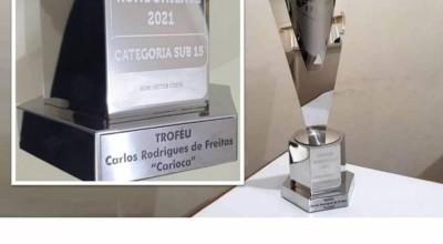 Troféu do Campeonato Rondoniense Sub-15 homenageará fundador do União Cacoalense