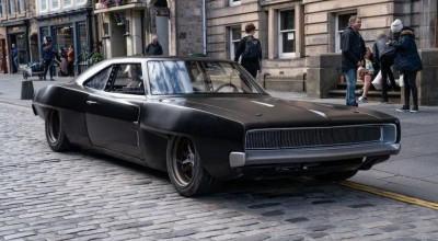 Velozes & Furiosos 9   Conheça o carro criado exclusivamente para o filme
