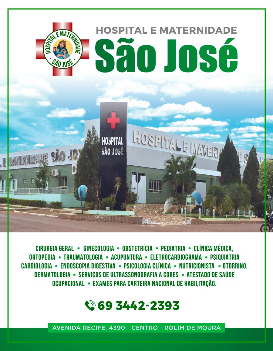 HOSPITAL SÃO JOSE OUTUBRO ROSA