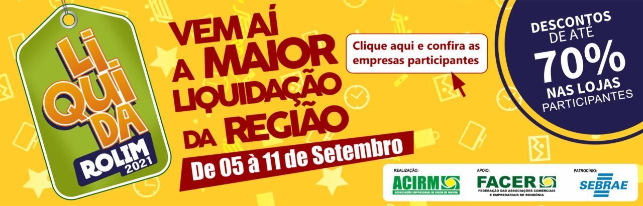 Banner ACIRM - Liquida Rolim