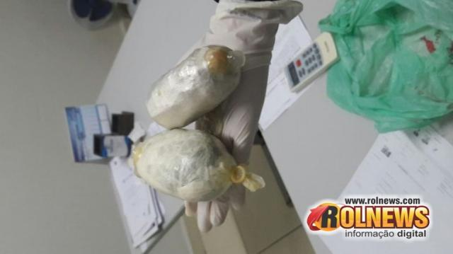 Esposas vão visitar apenados e terminam detidas por tráfico de drogas em Cacoal