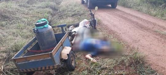 Homem é executado a tiros e tem a orelha cortada em São Domingos