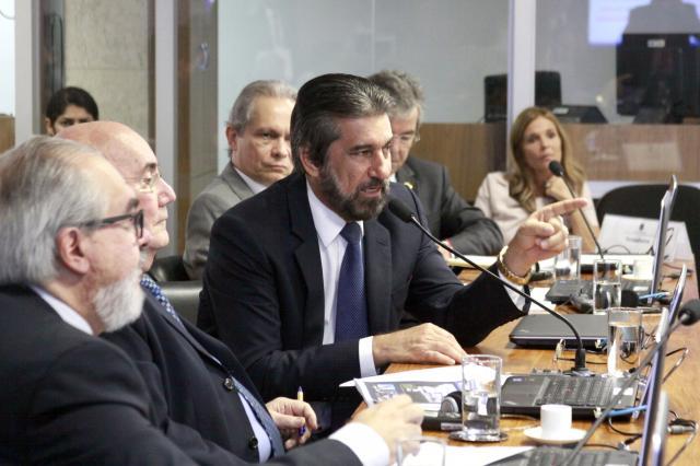 Senador Raupp defende  construção da  Ferrovia Bioceânica no trecho Porto Velho/ Vilhena/Sapezal