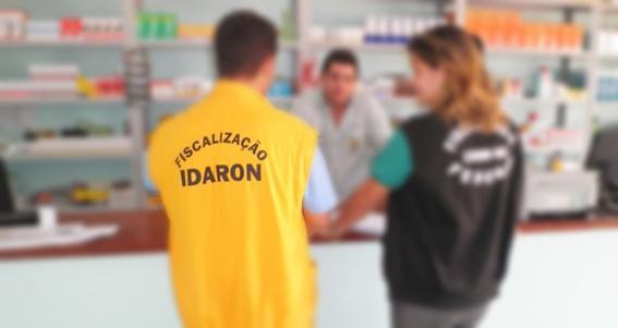 Resultado de imagem para IDARON