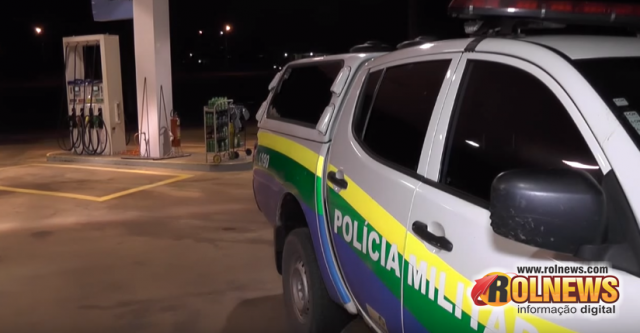 Dupla é detida pela PM com nota falsa em Rolim de Moura