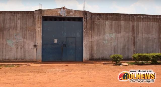 Agente penitenciário encontra porções de maconha dentro de cela do presídio em Rolim de Moura