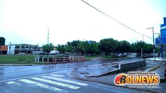 Chuva deve chegar a Rondônia; 'Mago do Tempo' confirma previsão
