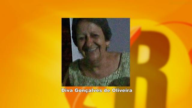 Nota de falecimento pela morte da servidora Diva Gonçalves de Oliveira