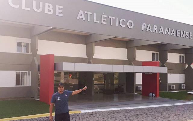 Professor William Zanetti é o novo observador técnico do Clube Atlético Paranaense