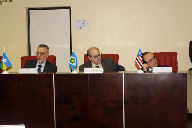 Membros do MPRO participam de Encontro de Órgãos de Persecução Penal da Amazônia Legal