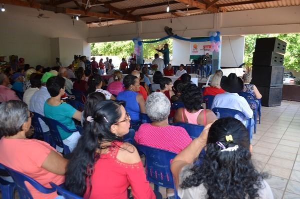 Rolim de Moura -  STTR realiza  8ª encontro da 3ª idade Rural