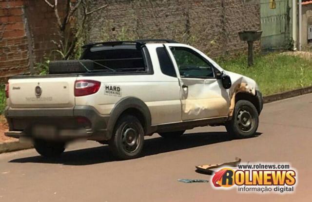 Acidente fatal no Bairro Jardim Clodoaldo em Cacoal