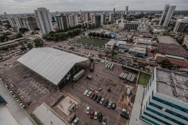 Infoparty deve atrair mais de sete mil pessoas em 48h ininterruptas de atividades em Porto Velho