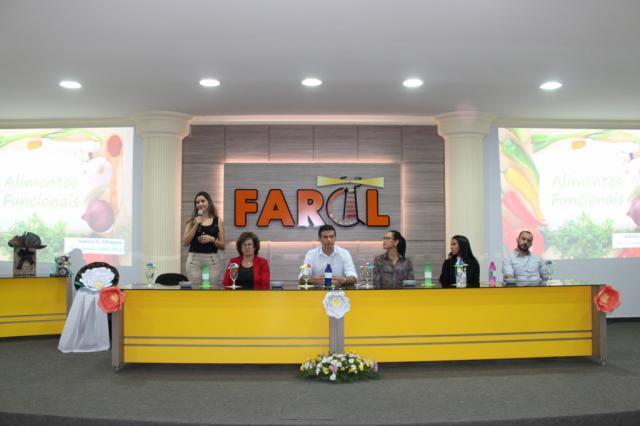 Nutrição da FAROL realiza Simpósio com profissionais referência