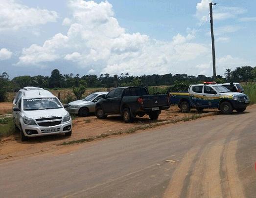 Criminosos obrigam homem a sair de ônibus e o matam com vários tiros em Rondônia