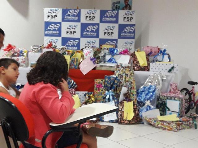 Rolim: FSP faz parceria com professoras da Escola João Batista e vários sonhos são realizados