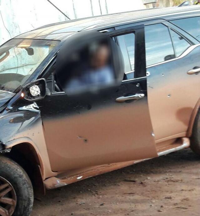 Prefeito de Colniza (MT) é assassinado a tiros dentro de carro, diz PM