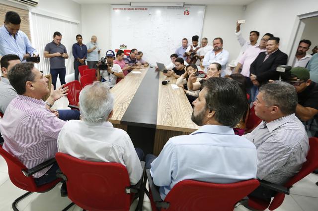PMDB confirma pré-candidatura de Confúcio e Raupp ao Senado, e de Maurão ao governo