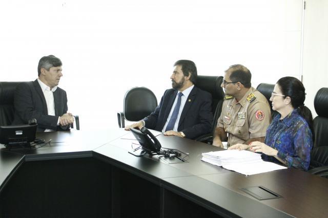 DNIT informa a bancada que iniciará obras emergenciais nos trechos críticos da BR-364 este mês