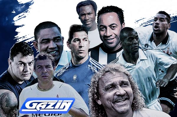 Gazin vai reunir em Rolim de Moura os craques que marcaram o futebol brasileiro
