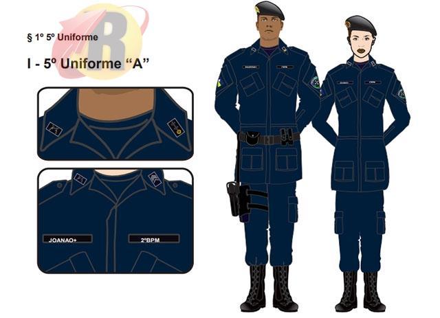 Polícia Militar de Rondônia terá uniforme atualizado