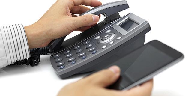 Telefonia fixa diminui 2,75% em 12 meses