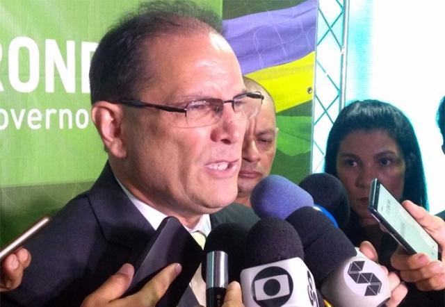Daniel Pereira assume o Governo de Rondônia