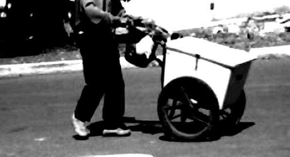 Durante assalto, bandido leva únicos R$ 10,00 reais de picolezeiro em Rolim de Moura