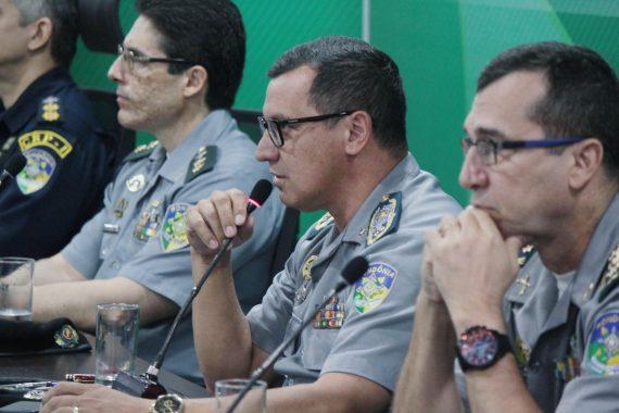 Oficiais se reúnem em Porto Velho e debatem projetos para PM em Rondônia