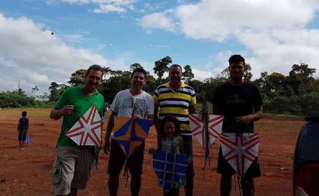 Céu Colorido: 3º festival de Pipas acontecerá em junho em Rolim de Moura