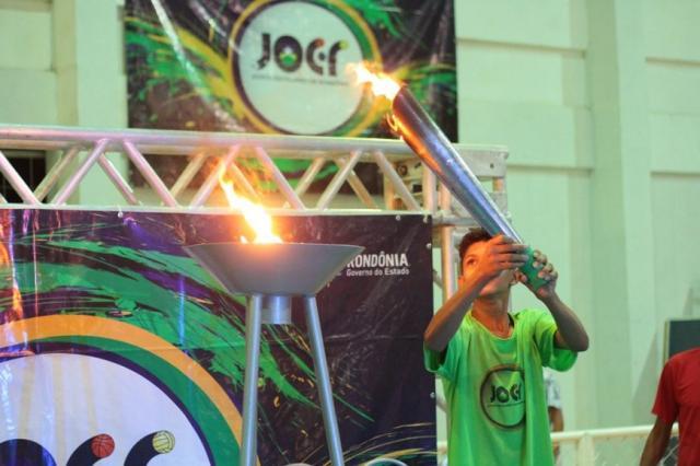 Lei garante que Jogos Escolares de Rondônia sejam realizado todo ano