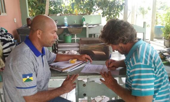 Mais de 380 fiscais da Idaron atuam na fiscalização da saúde animal em Rondônia