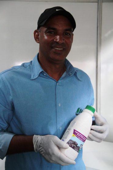 Produção de leite em Rondônia resulta em cerca de 800 milhões de litros por ano e é um dos destaques da feira