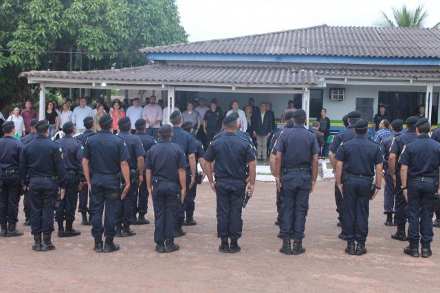 Batalhão da Polícia Militar de Rolim de Moura já é realidade