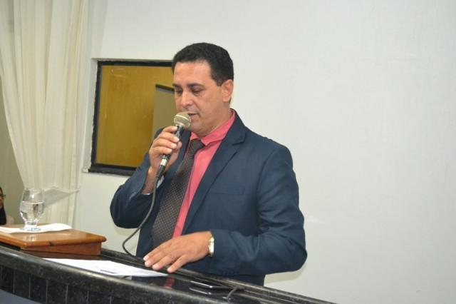 Vereador Aldo Júlio agradece recursos destinados ao município