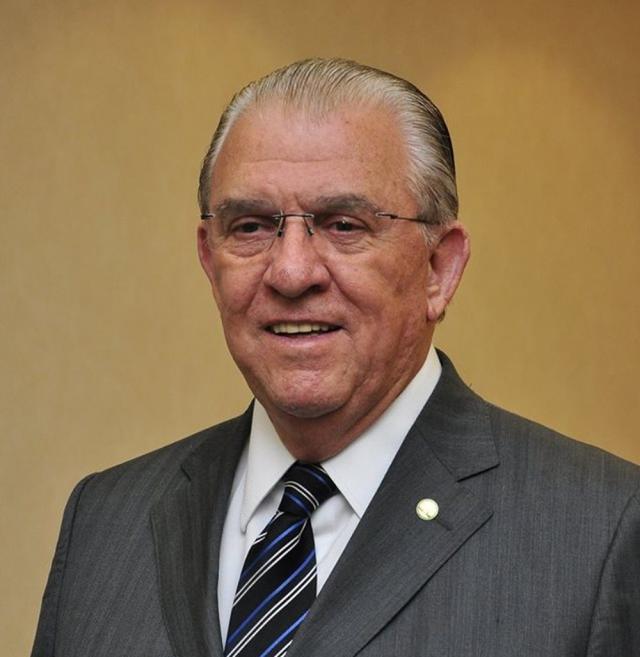 Michel Temer lamenta morte de Moreira Mendes, ex-senador de Rondônia