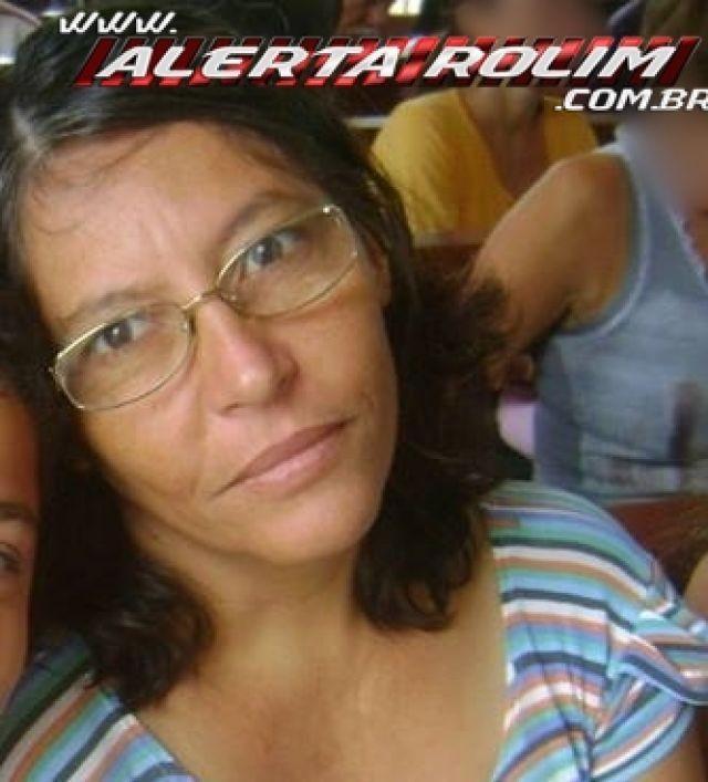 Identificada professora que morreu após ser atropelada por caminhão boiadeiro em Rolim