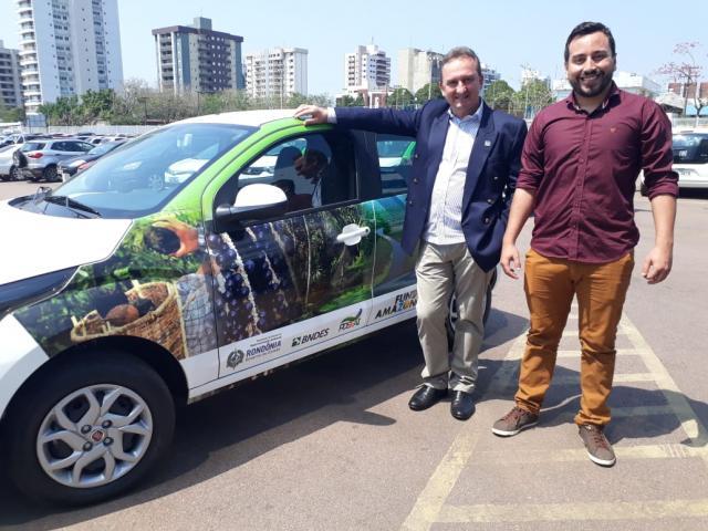 Rolim passa a ter autonomia para emitir licenças ambientais de obras de pequeno impacto e recebe carro para ações dos fiscais