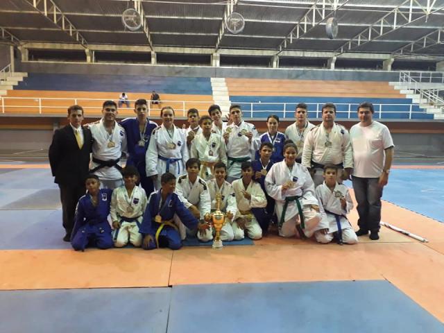 Liga de Judô de Rondônia fica entre os primeiros colocados no torneio Open Centro Oeste e Norte de Judô