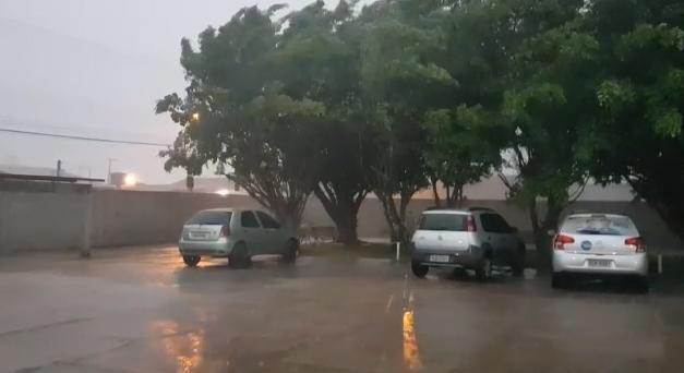 Sipam prevê feriadão com chuvas em todo o Estado
