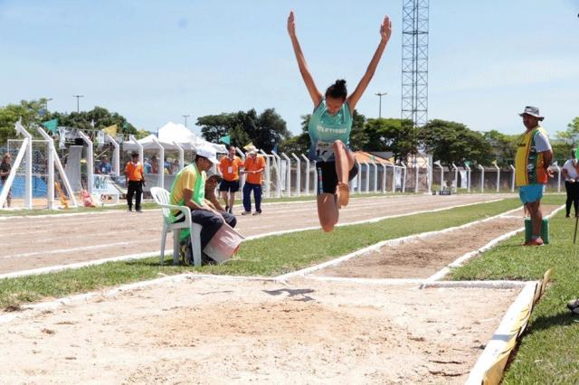 Vilhena sedia esportes individuais dos Jogos Escolares de Rondônia