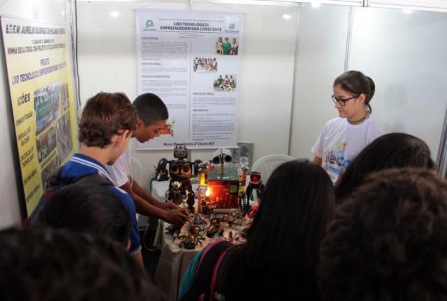 Alunos de Rondônia são destaques em Feiras Científicas Internacionais em 2018