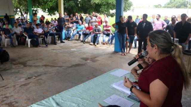 Agentes penitenciários ameaçam entrar em greve ainda hoje