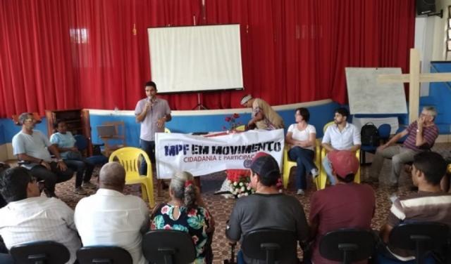 MPF reúne trabalhadores rurais acampados em Rondônia e Sul do Amazonas para tratar da Refo