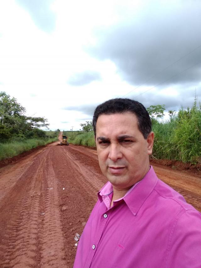 Vereador Aldo Júlio agradece Vice Governador por atender sua solicitação