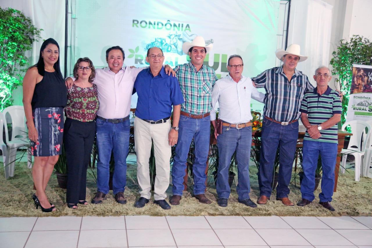Rondônia Rural Sul é lançada e apresenta programação com shows de Marília Mendonça, Lauana Prado, Forró Boys e Jads e Jadson