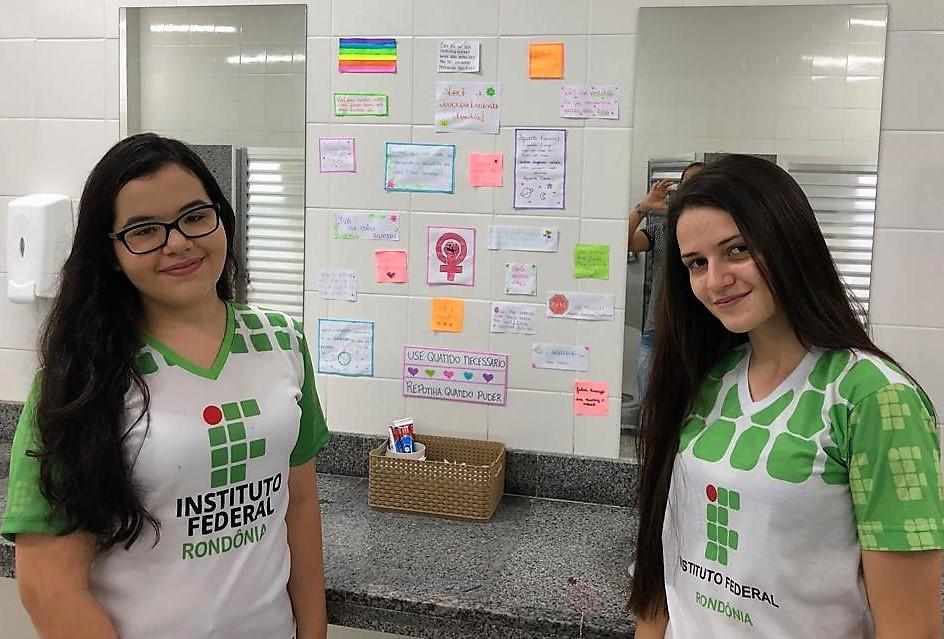 Alunas Criam Projeto Inovador No Campus Cacoal Rolnews