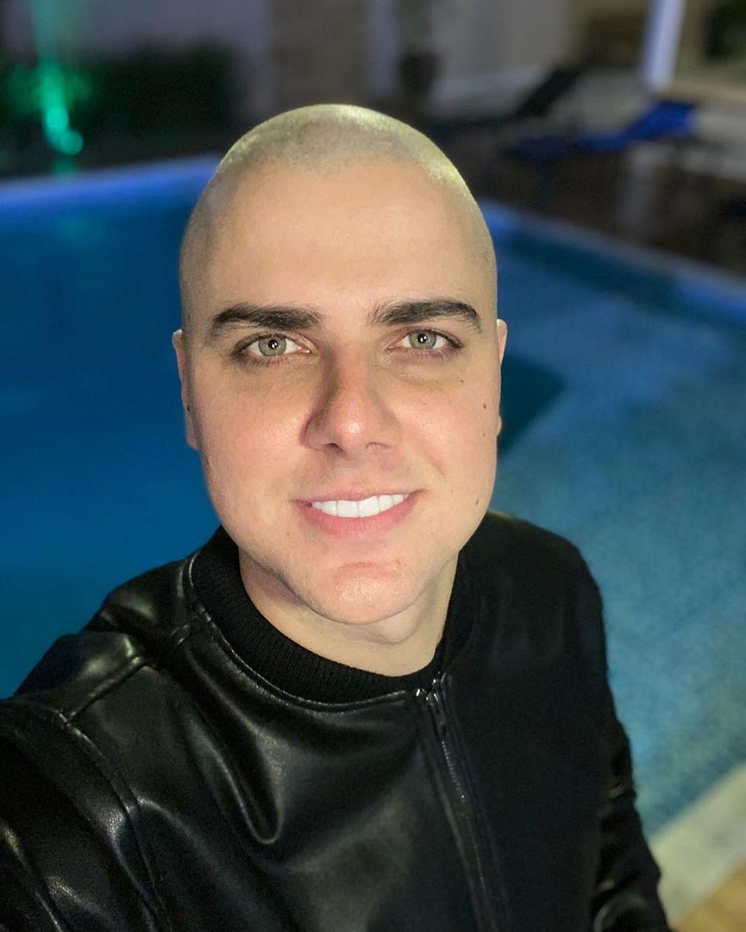 Zé Neto, da dupla com Cristiano, é diagnosticado com covid-19